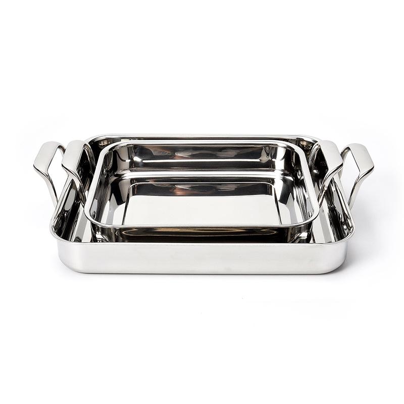 新疆三层钢烤盘